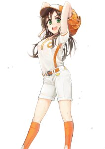 Rating: Safe Score: 54 Tags: ameyame baseball himekawa_yuki the_idolm@ster the_idolm@ster_cinderella_girls User: nphuongsun93