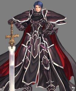 Rating: Questionable Score: 3 Tags: armor duplicate fire_emblem fire_emblem:_souen_no_kiseki fire_emblem_heroes izuka_daisuke nintendo shikkoku_no_kishi sword transparent_png zelgius User: Radioactive