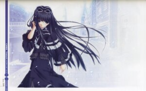 Rating: Safe Score: 32 Tags: binding_discoloration gothic_lolita lolita_fashion maya nimura_yuuji triptych User: fireattack