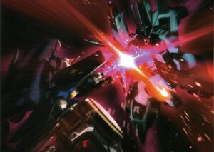 Rating: Safe Score: 6 Tags: gundam gundam_zz mecha zeta_gundam User: Radioactive