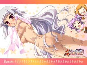 Rating: Questionable Score: 45 Tags: ass baseson calendar gakushin katagiri_hinata koihime_musou naked riten shin_koihime_musou ukin wallpaper User: blooregardo