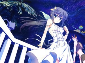 Rating: Safe Score: 78 Tags: dress fixed ice_&_choco kokonobi nanao_naru neko poteneko summer_dress User: fireattack