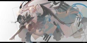 Rating: Safe Score: 28 Tags: hatsune_miku heels saihate thighhighs vocaloid wings User: nphuongsun93