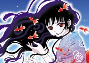 Rating: Safe Score: 7 Tags: enma_ai jigoku_shoujo yoiyoi User: Radioactive
