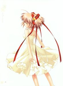 Rating: Safe Score: 12 Tags: dress hinoue_itaru kamikita_komari key little_busters! User: Kalafina