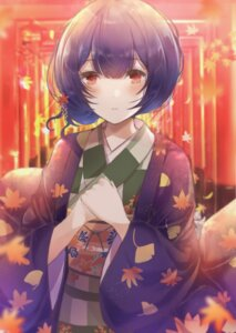 Rating: Safe Score: 11 Tags: kimono morino_rinze namamake the_idolm@ster the_idolm@ster_shiny_colors User: Arsy