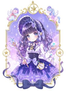 Rating: Safe Score: 37 Tags: lolita_fashion shiori_(xxxsi) weapon User: lichtzhang
