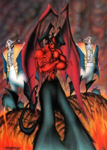Rating: Questionable Score: 1 Tags: devilman male tagme User: Radioactive