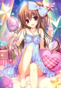 Rating: Questionable Score: 11 Tags: dress karory lingerie possible_duplicate User: kiyoe