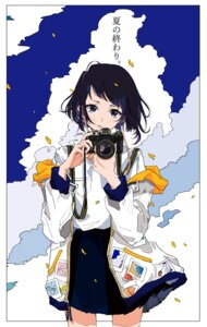 Rating: Safe Score: 23 Tags: boku_no_hero_academia jirou_kyouka tagme User: saemonnokami