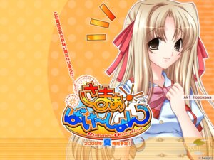 Rating: Safe Score: 4 Tags: hosokawa_aki summer_vacation wallpaper User: joey7