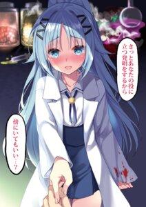 Rating: Safe Score: 12 Tags: blood ikura_nagisa seifuku User: kiyoe
