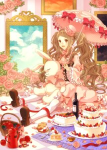 Rating: Safe Score: 17 Tags: dress lolita_fashion reitei User: blooregardo