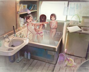 Rating: Explicit Score: 225 Tags: ass bathing cream feet loli muk naked nipples pussy pussy_juice sex strap-on tan_lines uncensored wet yuri User: BattlequeenYume