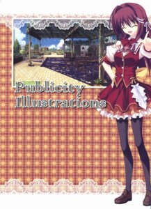 Rating: Safe Score: 3 Tags: kikurage kimi_wo_aogi_otome_wa_hime_ni pantyhose screening seifuku washio_rin User: girlcelly