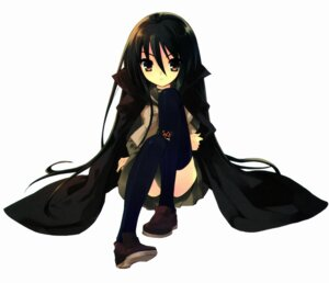 Rating: Safe Score: 12 Tags: ito_noizi shakugan_no_shana shana thighhighs User: Radioactive