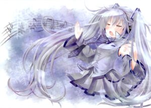 Rating: Safe Score: 13 Tags: hatsune_miku vocaloid yukiu_con User: vistaspl