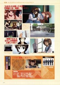 Rating: Questionable Score: 2 Tags: asahina_mikuru kyon nagato_yuki seifuku suzumiya_haruhi suzumiya_haruhi_no_yuuutsu User: wurmstag