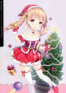 Rating: Questionable Score: 37 Tags: christmas uchi_no_himesama_ga_ichiban_kawaii w.label wasabi_(artist) User: Radioactive
