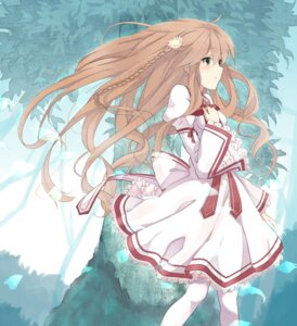 Rating: Safe Score: 21 Tags: dress kanbe_kotori kujou_ichiso rewrite thighhighs User: Radioactive