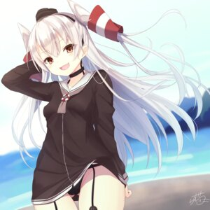 Rating: Questionable Score: 28 Tags: amatsukaze_(kancolle) kantai_collection pantsu ramchi seifuku skirt_lift User: fairyren