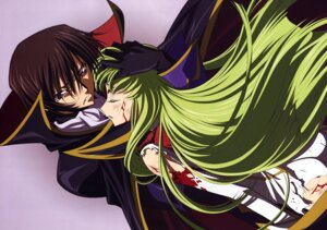 Rating: Safe Score: 21 Tags: blood c.c. code_geass lelouch_lamperouge sakamoto_shuuji torn_clothes User: Radioactive