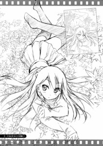 Rating: Safe Score: 15 Tags: kantoku monochrome sketch User: Kalafina