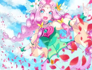 Rating: Safe Score: 12 Tags: dress haa-chan_(precure) mahou_girls_precure! pretty_cure yupiteru User: cosmic+T5