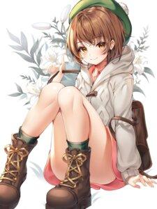 Rating: Safe Score: 11 Tags: dress mellozzo pokemon_sword_and_shield skirt_lift yuuri_(pokemon) User: Dreista