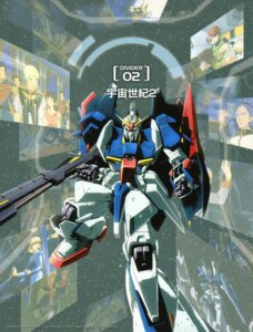 Rating: Safe Score: 6 Tags: gundam mecha naka_morifumi zeta_gundam User: Aurelia