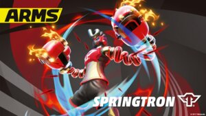 Rating: Questionable Score: 0 Tags: arms nintendo springtron_(arms) wallpaper User: fly24
