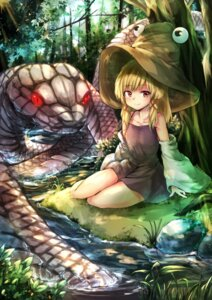 Rating: Safe Score: 26 Tags: dress mishaguji moriya_suwako tagme touhou User: charunetra