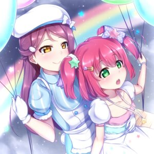 Rating: Safe Score: 8 Tags: dress kurosawa_ruby love_live!_sunshine!! sakurauchi_riko tagme User: Mr_GT