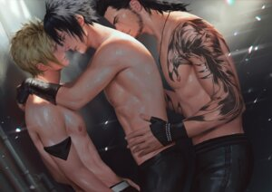 Rating: Safe Score: 6 Tags: final_fantasy_xv male noctis_lucis_caelum penguinfrontier yaoi User: mattiasc02