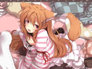 Rating: Safe Score: 59 Tags: animal_ears inumimi nejime tail User: Radioactive