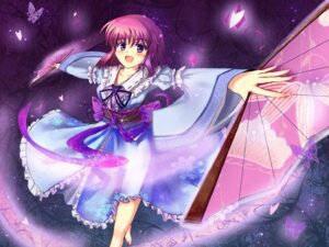 Rating: Safe Score: 8 Tags: gogetu saigyouji_yuyuko touhou wallpaper User: Gogetu_(shouno)