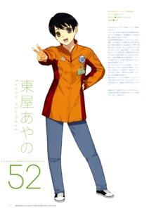 Rating: Safe Score: 1 Tags: azumaya_ayano mibu_natsuki reverse_trap tetsudou_musume User: fireattack