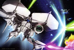 Rating: Safe Score: 6 Tags: gundam gundam_0083 maeda_seimei mecha User: drop