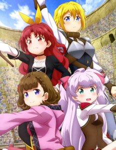 Rating: Safe Score: 25 Tags: armor tagme watashi_nouryoku_wa_heikinchi_de_tte_itta_yo_ne! User: drop
