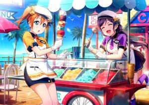 Rating: Safe Score: 21 Tags: kousaka_honoka love_live! toujou_nozomi uniform User: fly24