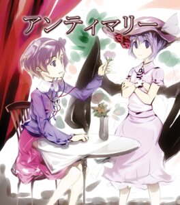 Rating: Safe Score: 1 Tags: komeiji_satori remilia_scarlet touhou User: Radioactive