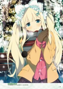Rating: Safe Score: 23 Tags: senran_kagura senran_kagura:_new_wave sweater tagme yomi_(senran_kagura) User: luseple2