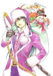 Rating: Safe Score: 3 Tags: christmas d.gray-man hoshino_katsura kanda_yu User: Radioactive