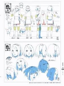 Rating: Safe Score: 4 Tags: character_design haruno_sakura naruto nishio_tetsuya User: Radioactive