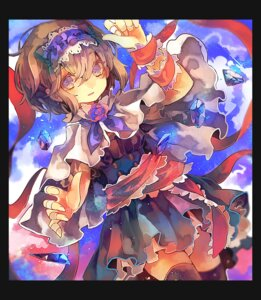 Rating: Safe Score: 13 Tags: alice_margatroid cha_goma dress thighhighs touhou User: charunetra