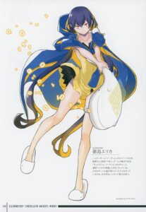 Rating: Safe Score: 16 Tags: cleavage digimon dress skirt_lift yasuda_suzuhito User: Radioactive