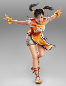Rating: Safe Score: 18 Tags: cg ling_xiaoyu tekken User: charunetra