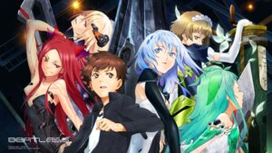 Rating: Safe Score: 32 Tags: beatless endou_arato kadowaki_satoshi kouka lacia mariage methode snowdrop User: Koyomi