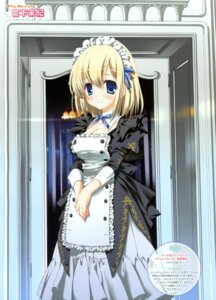 Rating: Safe Score: 30 Tags: claudine_de_la_rochelle maid miyashita_miki tanto_cuore User: crim