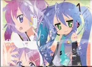 Rating: Safe Score: 14 Tags: cosplay hiiragi_kagami hiiragi_tsukasa horiguchi_yukiko izumi_konata lucky_star vocaloid User: Davison